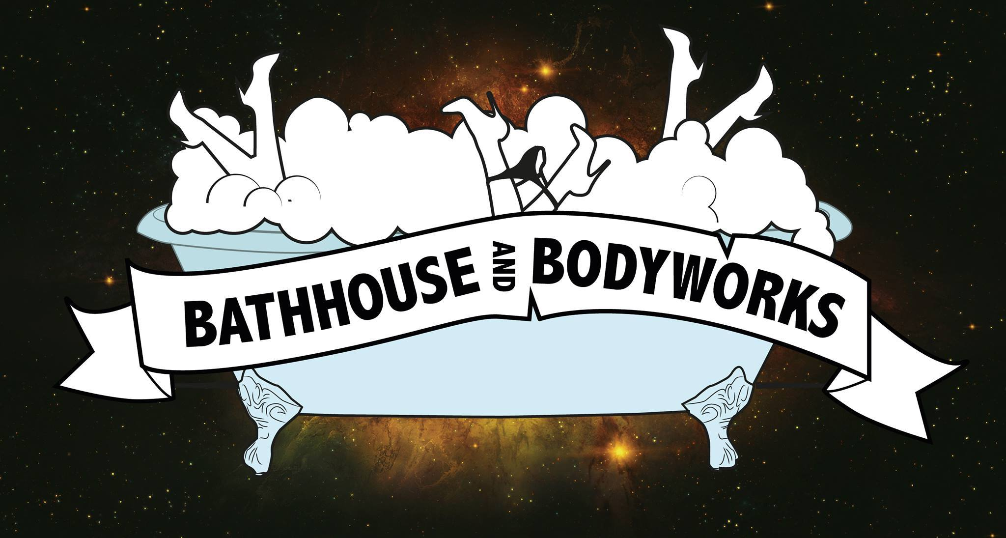 Alternaqueer: Bathhouse and Body Works Logo