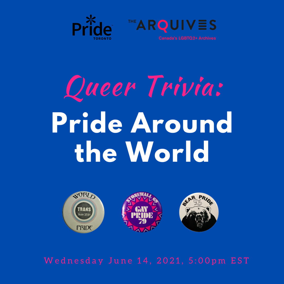 Queer Trivia: Pride Around the World