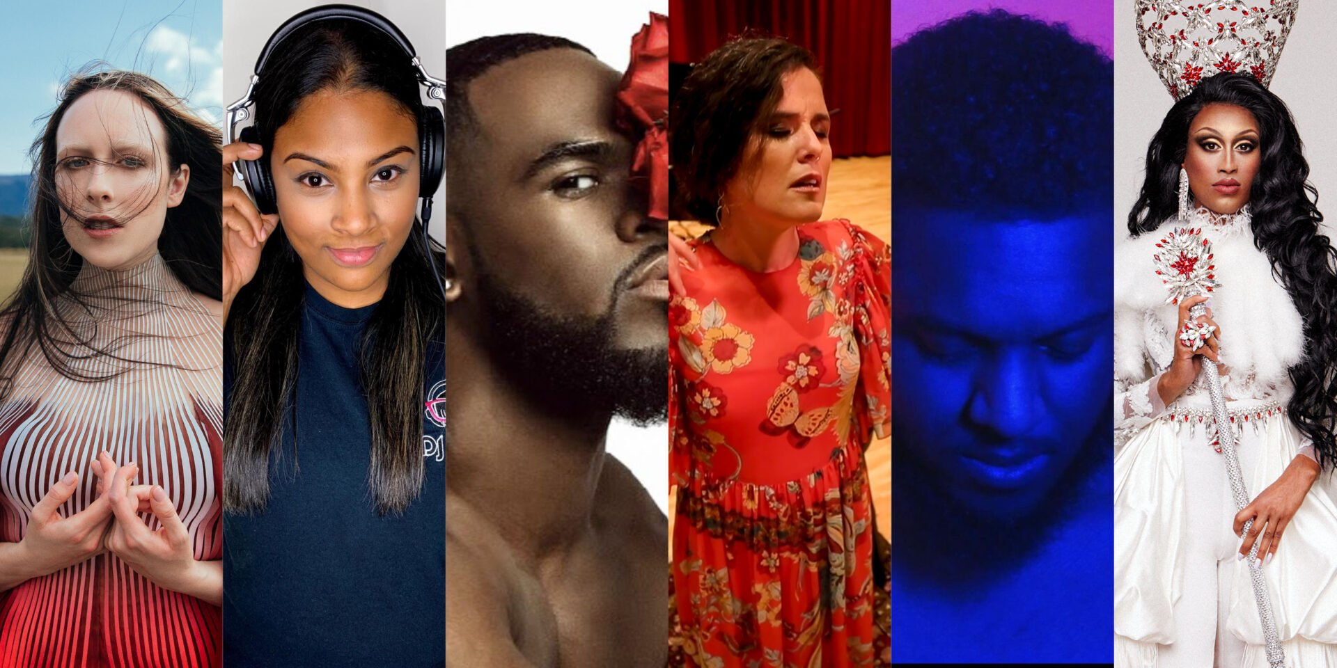 Allie X, DJ Kow, Gary Beals, Iskwe, Nathan Nichols, Priyanka