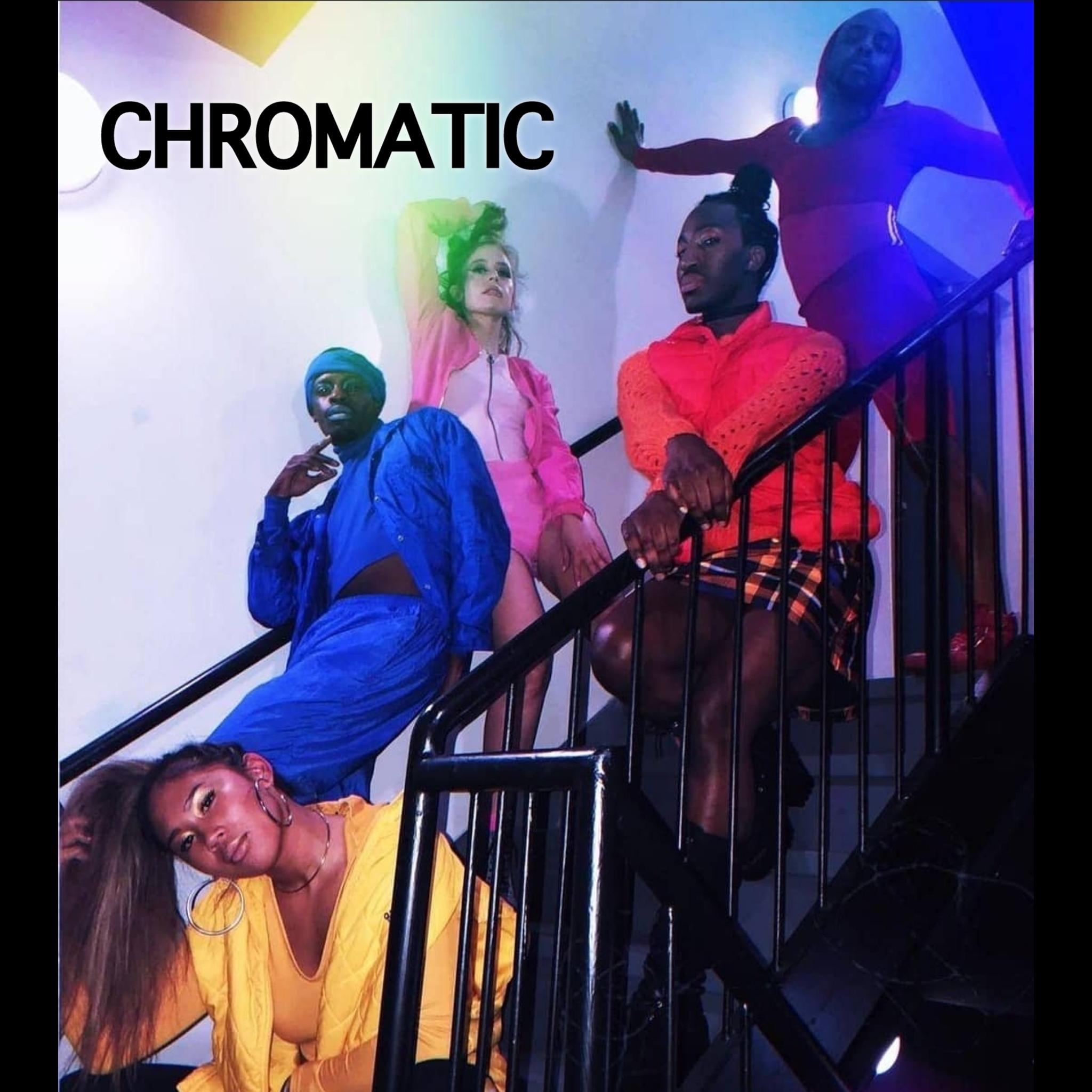 Chromatic Group Photo