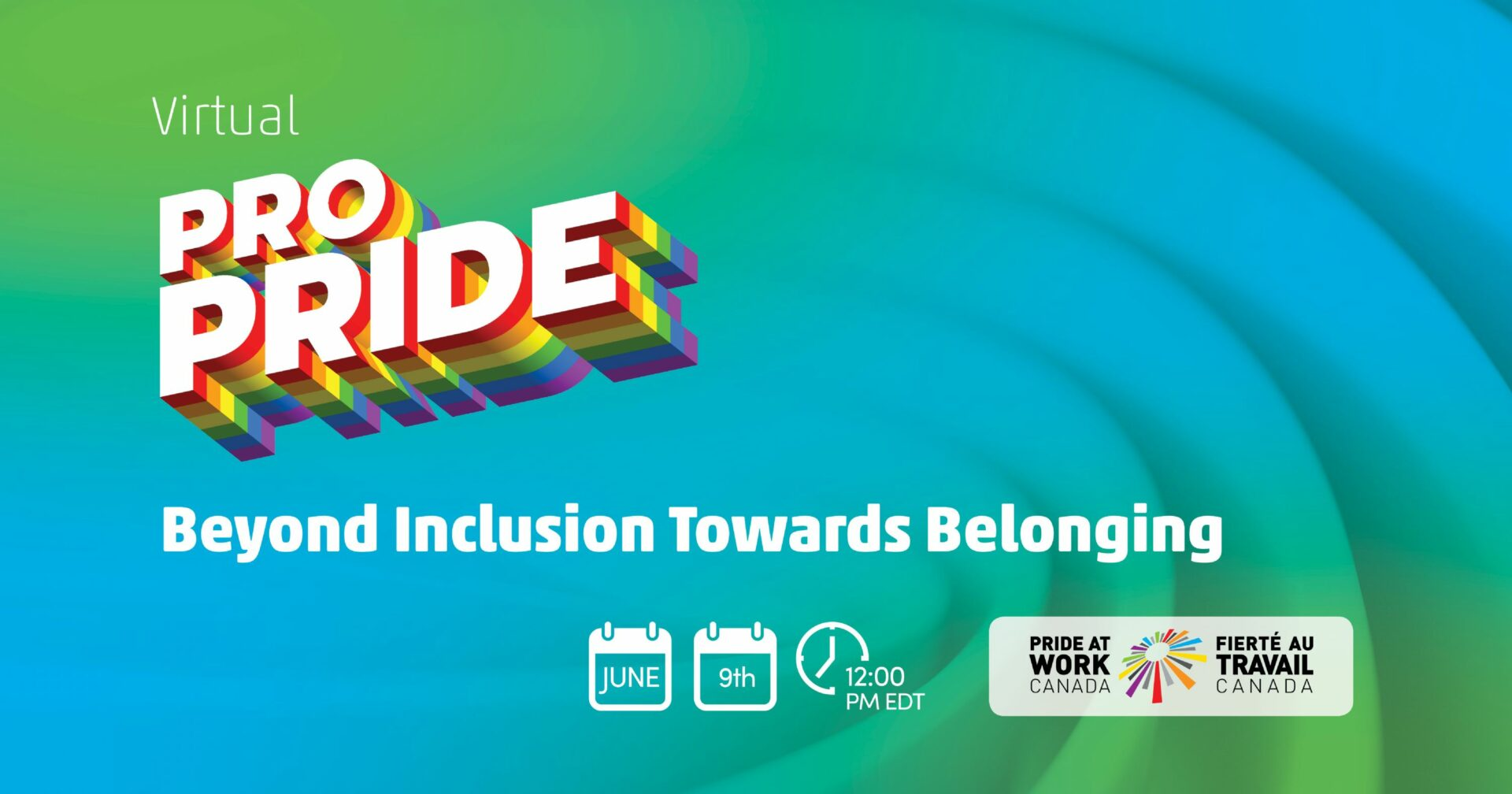 Virtual ProPride: Beyond Inclusion Towards Belonging