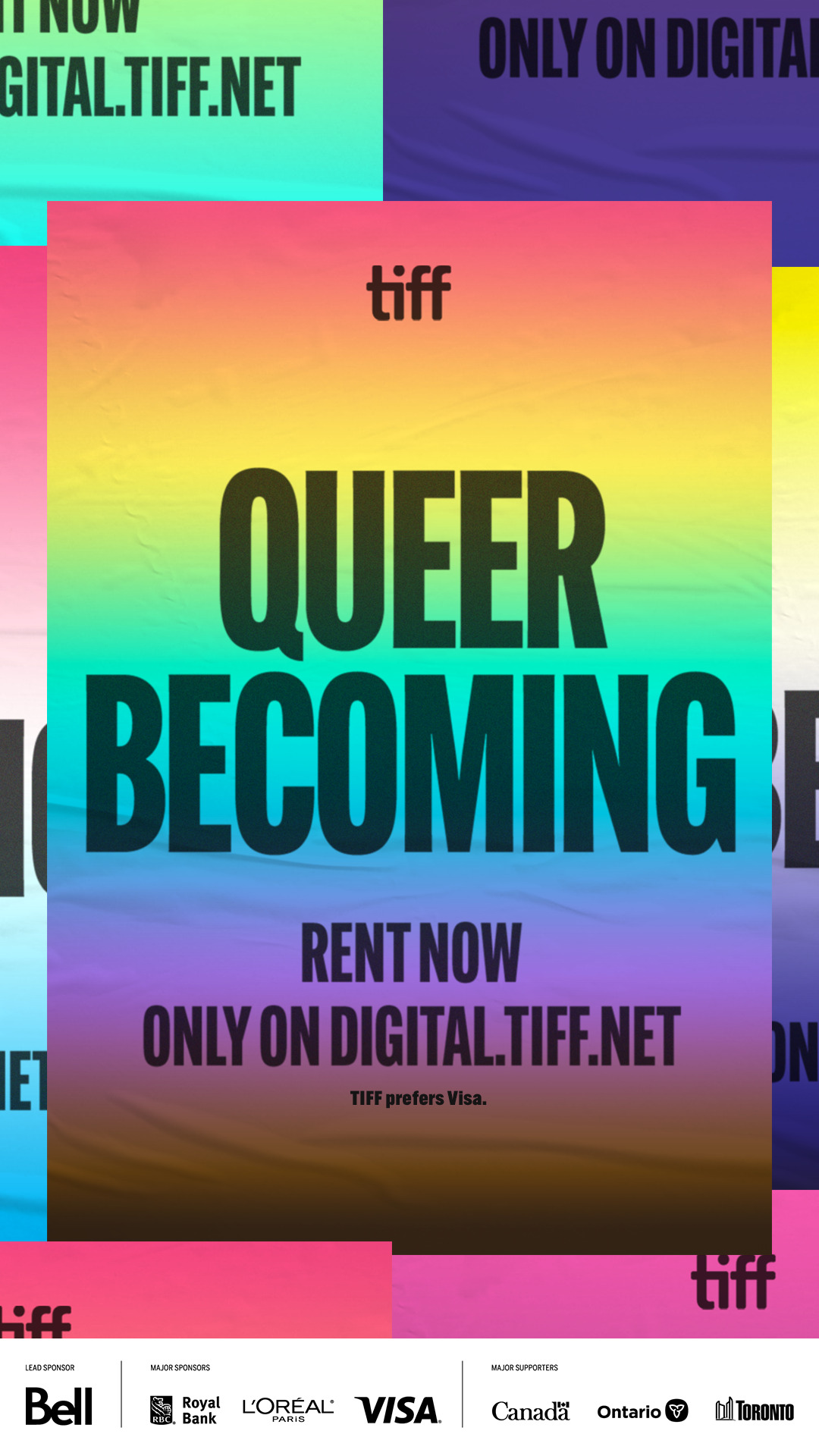 Queer Becoming, Rent Now Only On Digital.Tiff.net