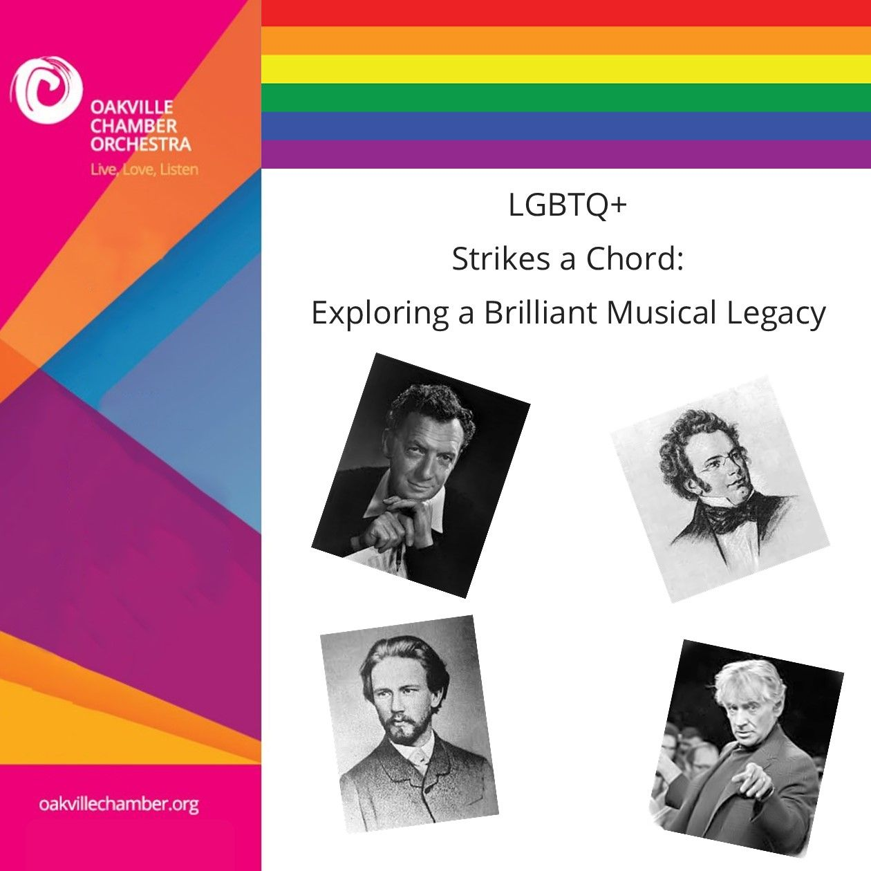 LGBTQ+ Strikes a Chord: Exploring a Brilliant Musical Legacy