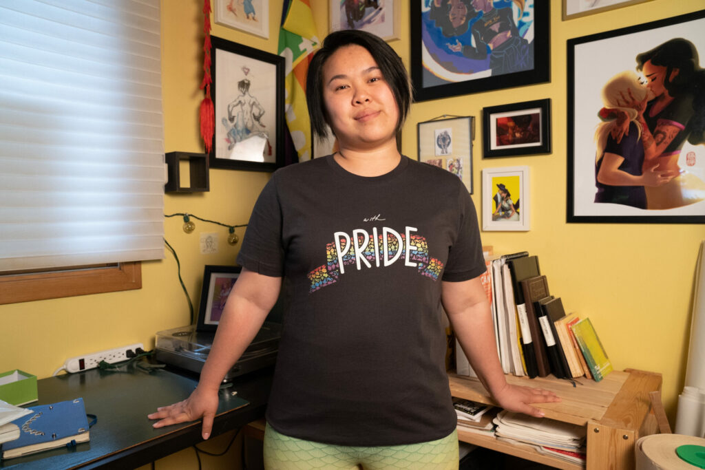 MUKA Sleeveless T-Shirt