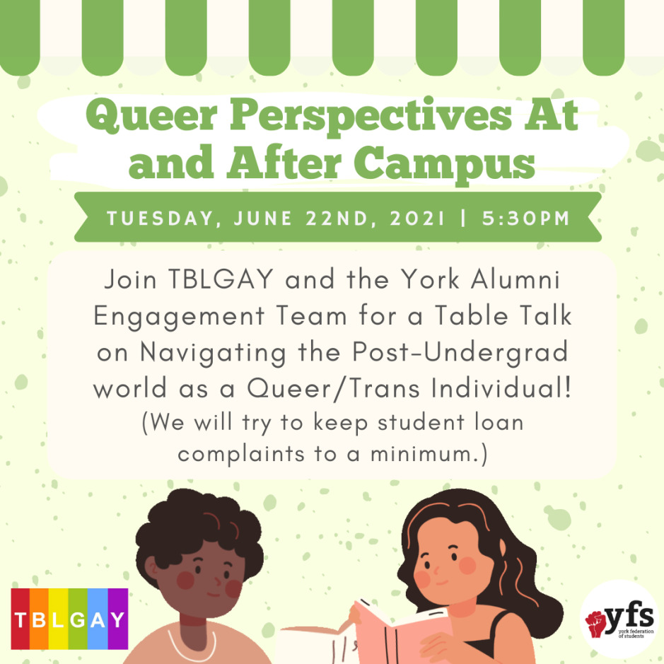 Queer Perspectives at and After Campus