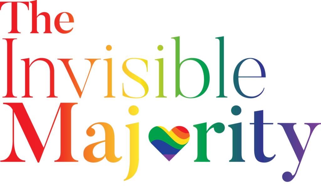 The Invisible Majority Logo