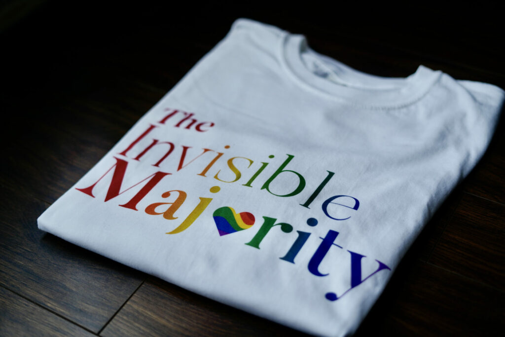 The Invisible Majority T-Shirt