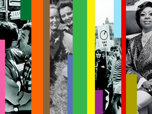 Pride Protest Graphic